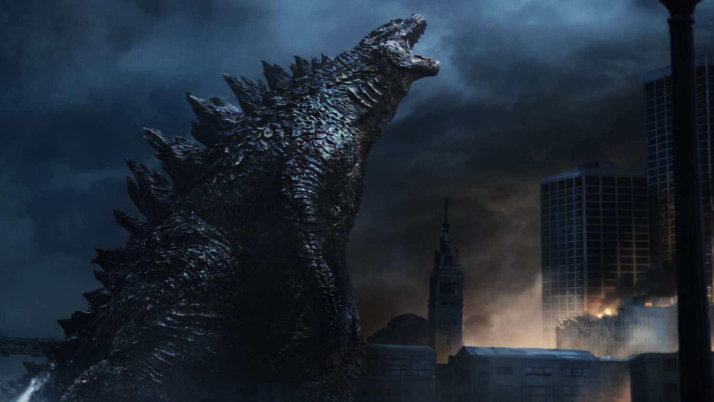 Godzilla Defense Force Mod