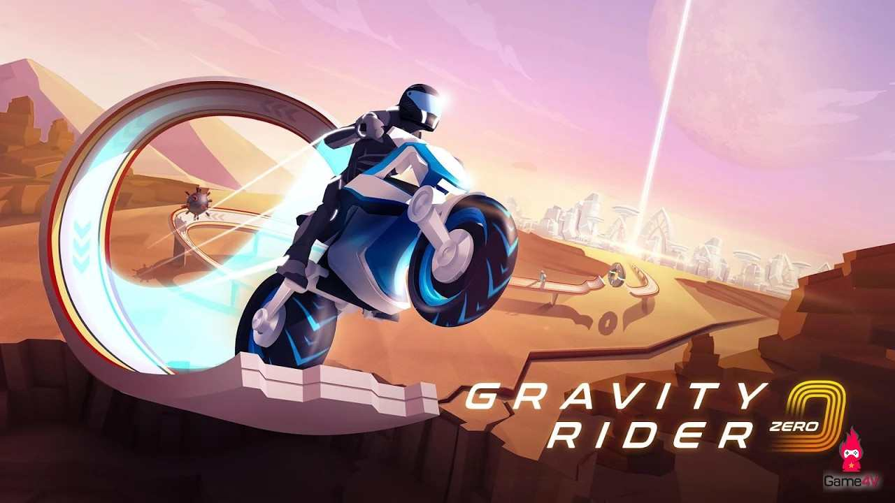 Gravity Rider Zero mod icon