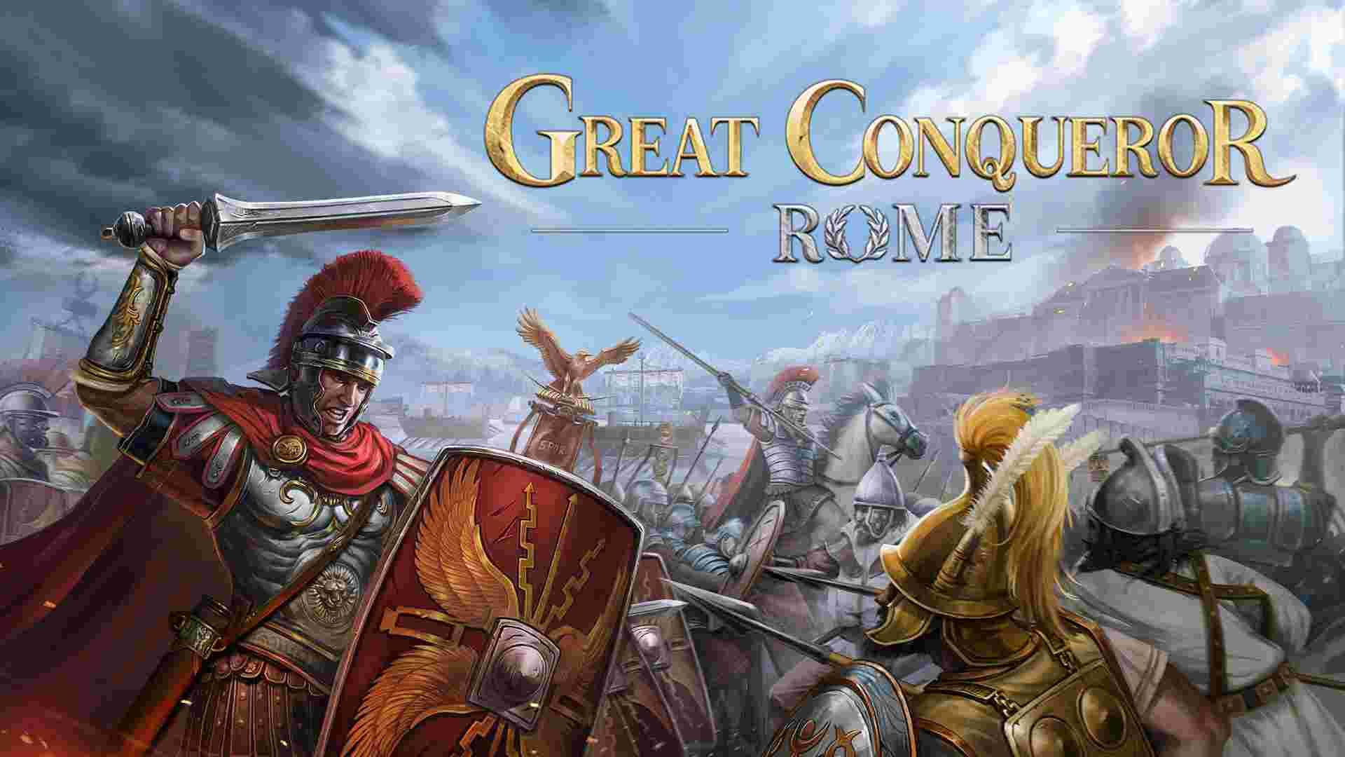 Great Conqueror mod icon