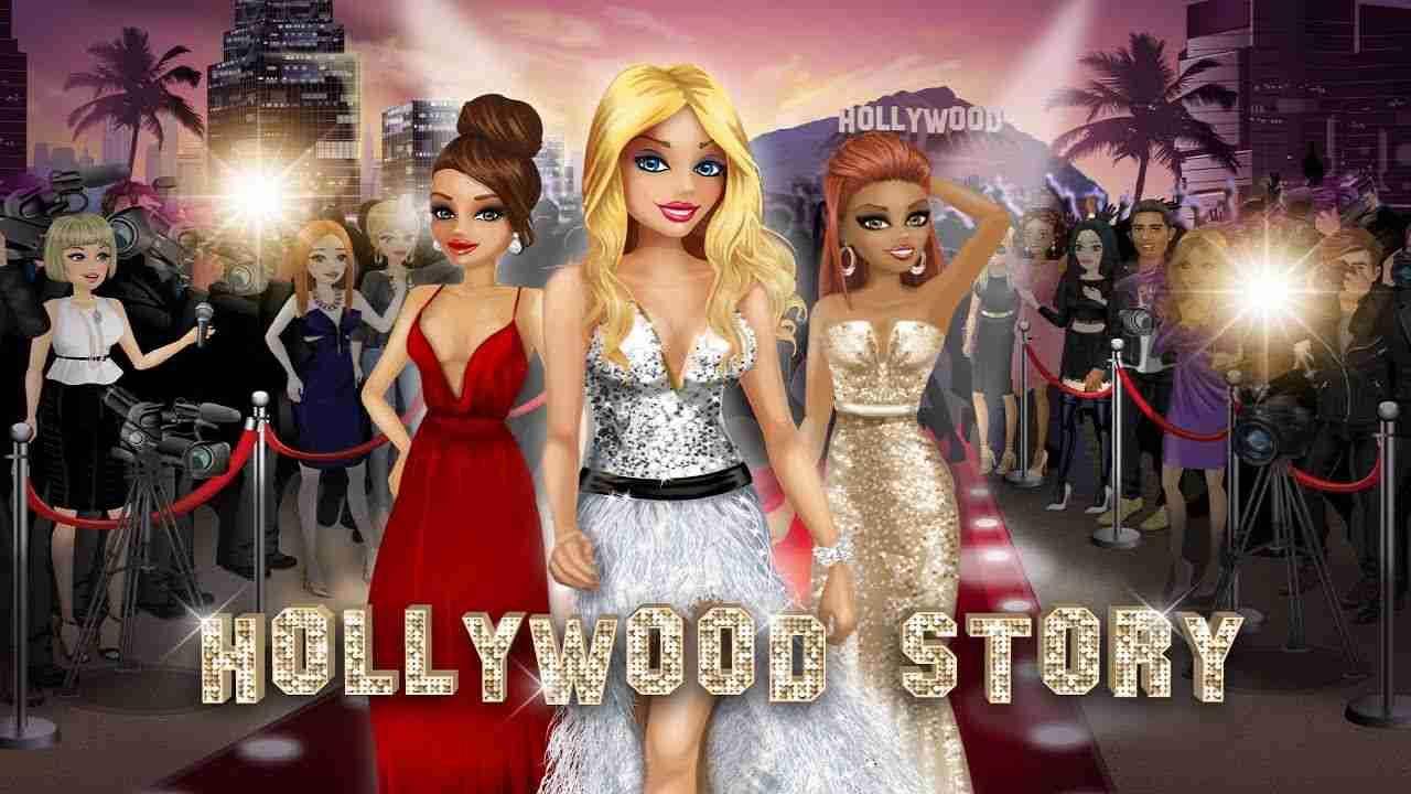 Hollywood Story Fashion Star mod icon