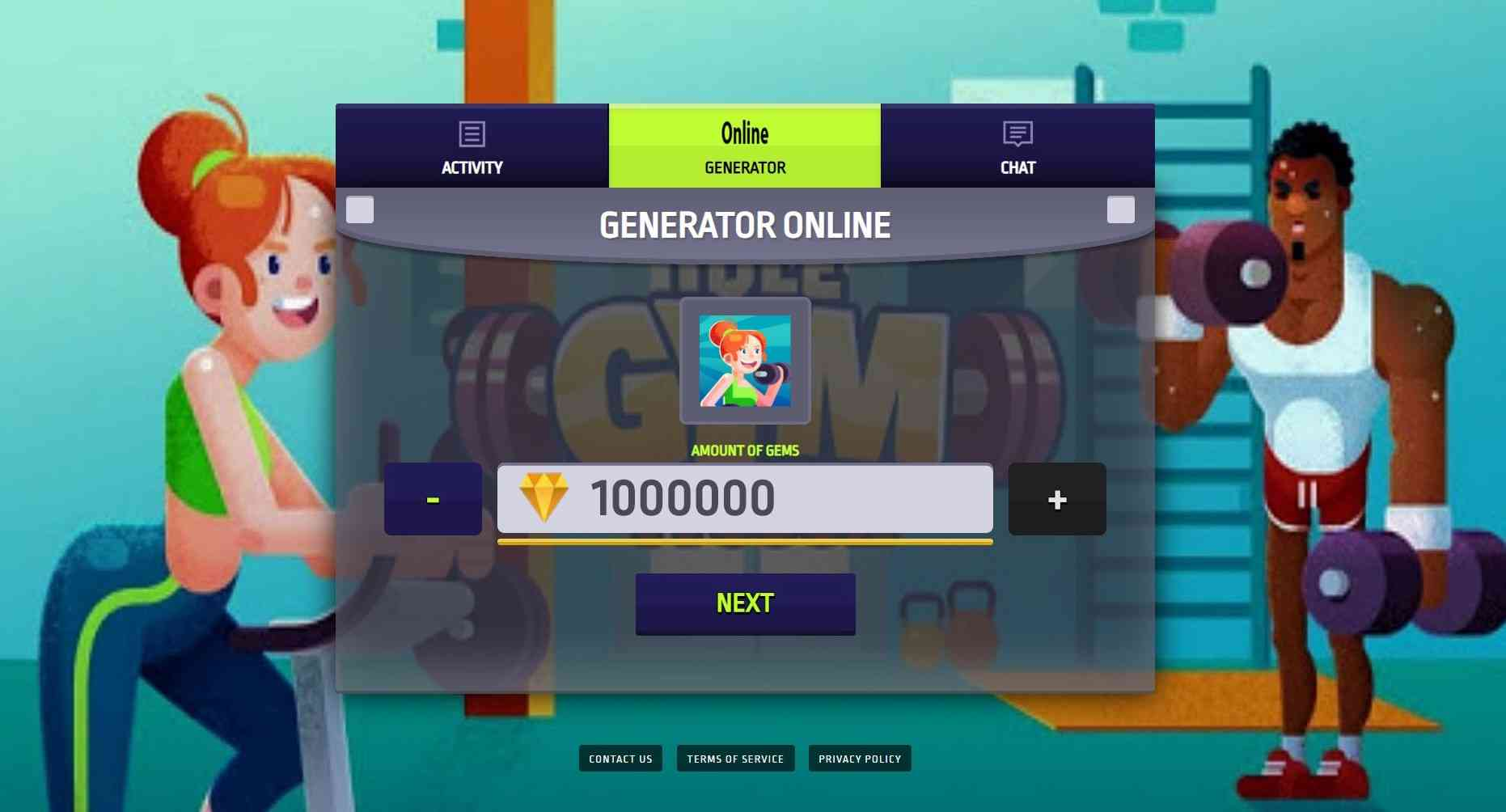 Idle Fitness Gym Tycoon mod hack