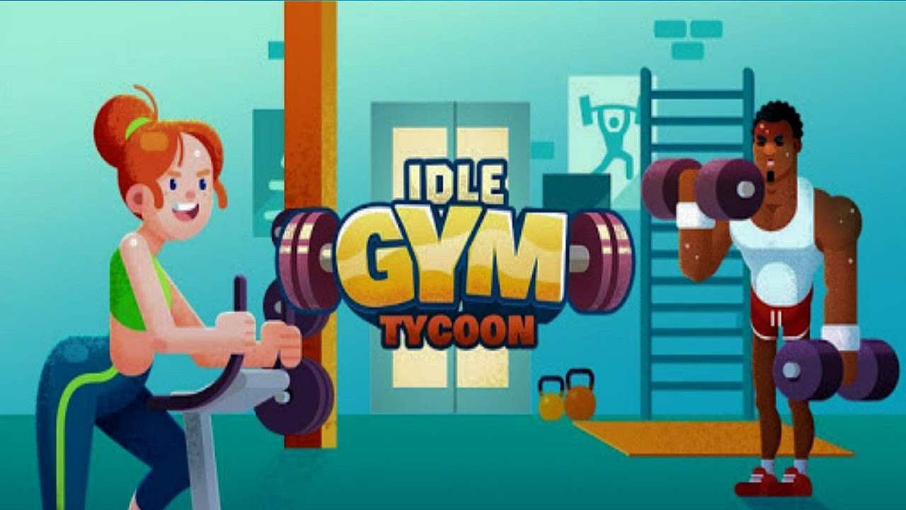 Idle Fitness Gym Tycoon mod icon