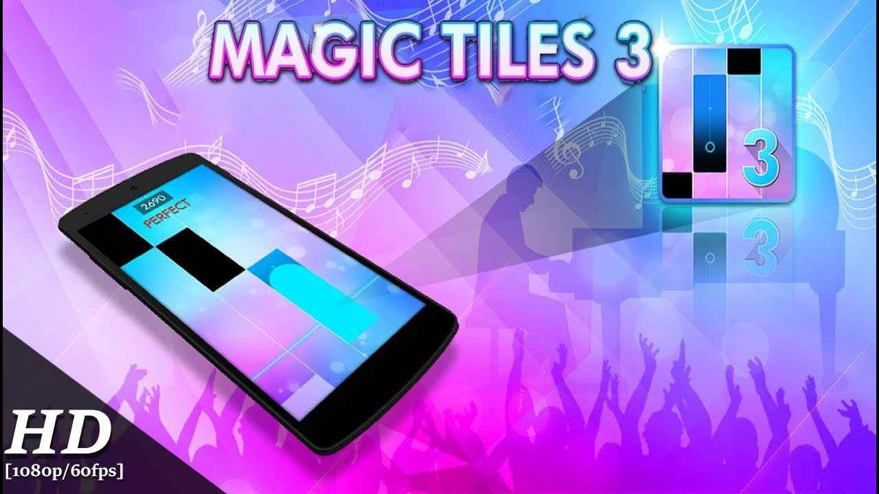 Magic Tiles 3 mod icon