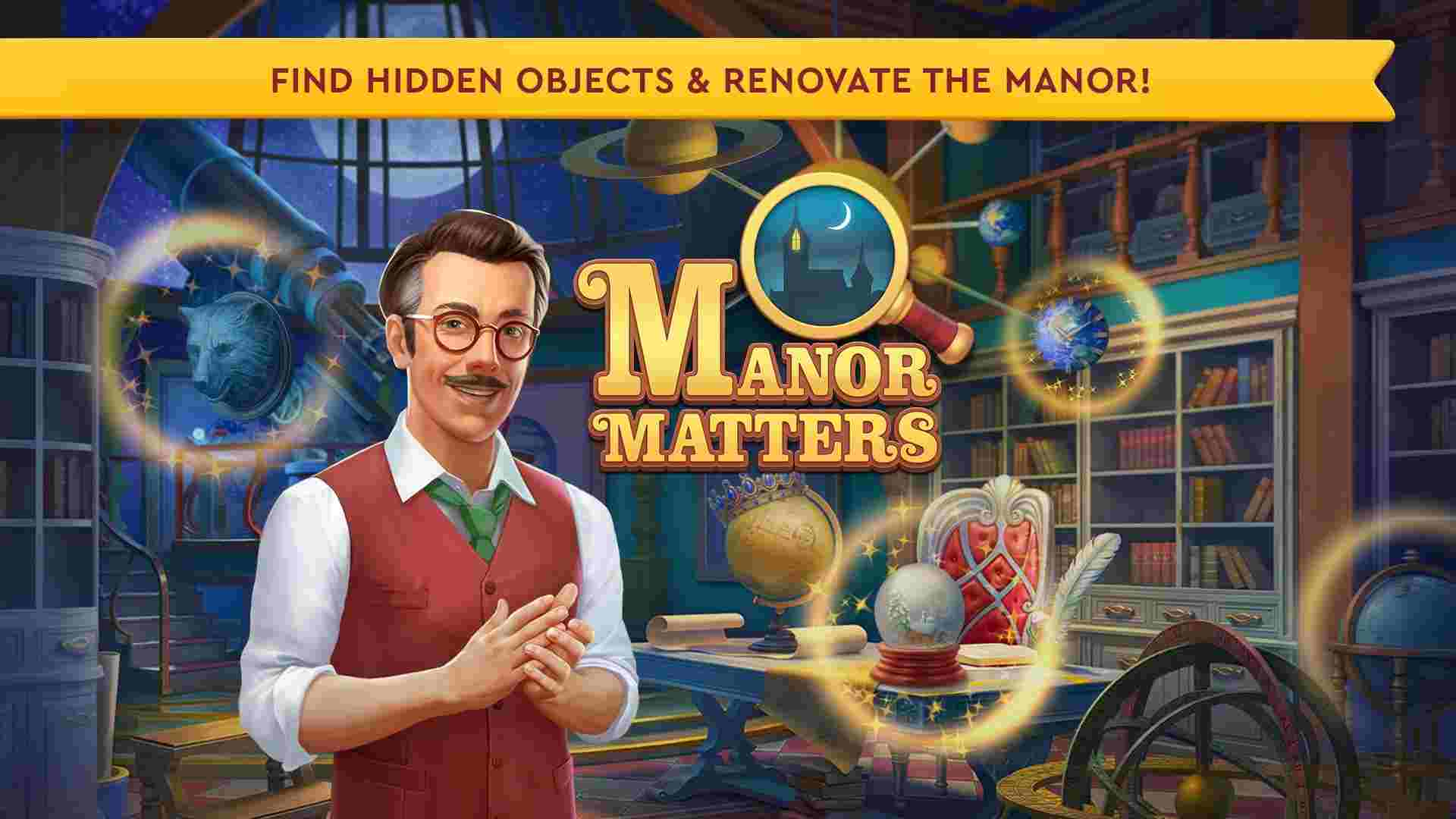 Manor Matters mod icon
