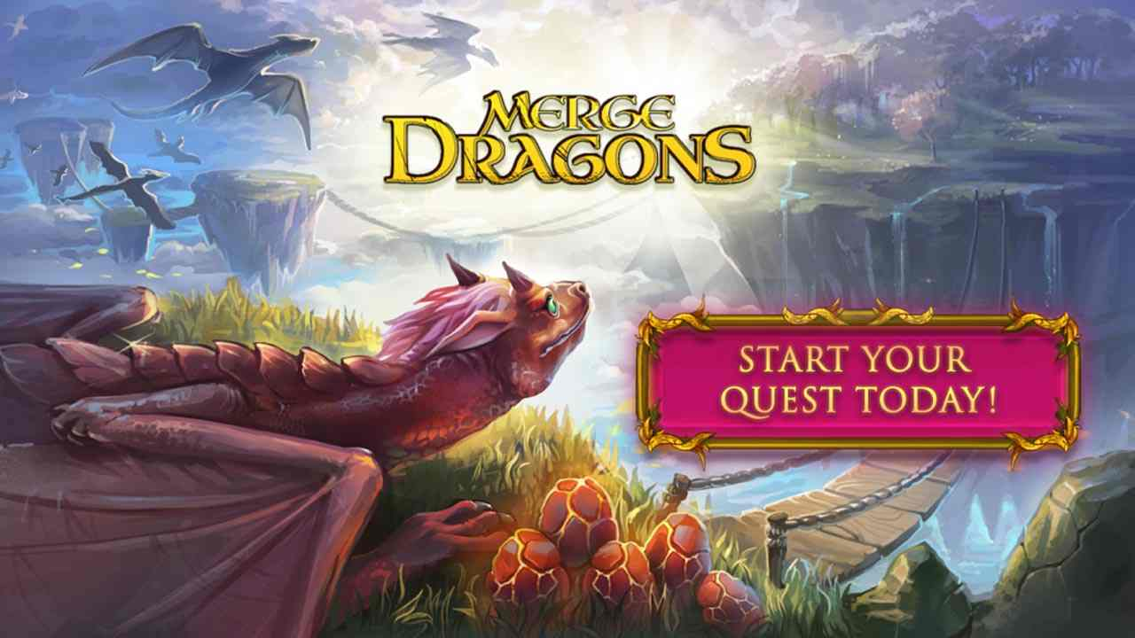 Merge Dragons mod icon