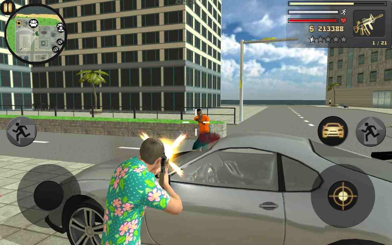 Miami Crime Simulator mod icon