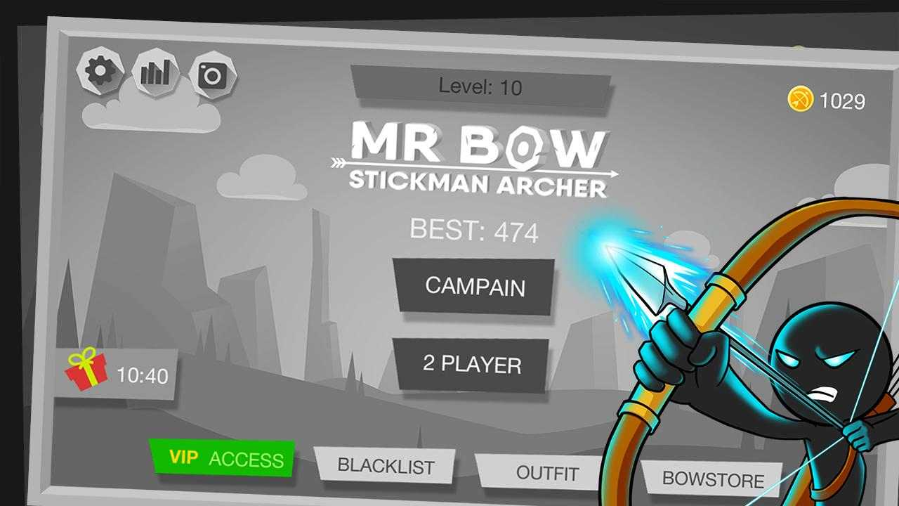 Mr Bow mod icon