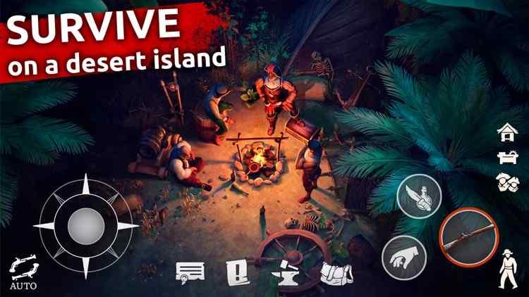 Mutiny Pirate Survival RPG mod