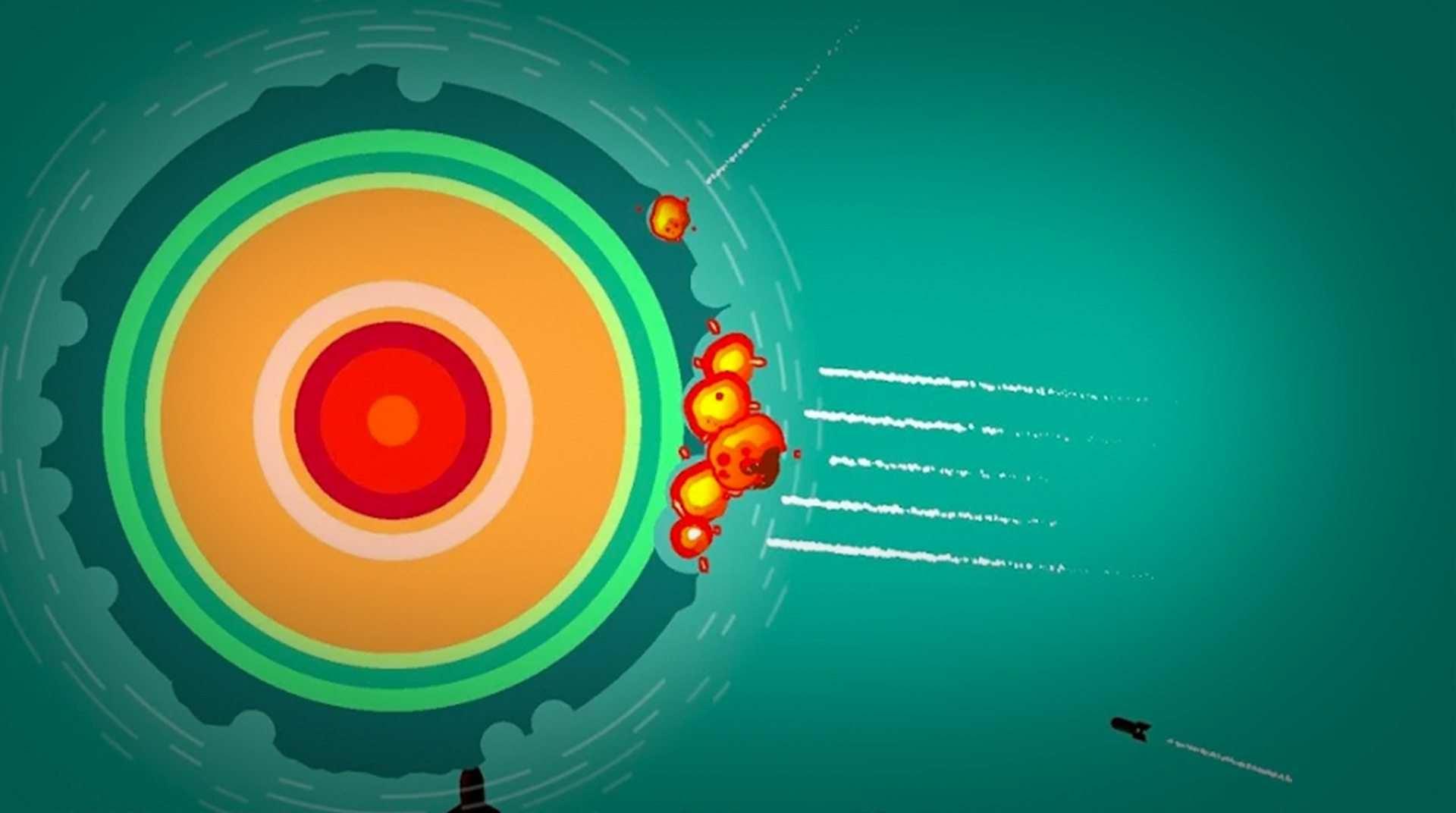 Planet Bomber mod