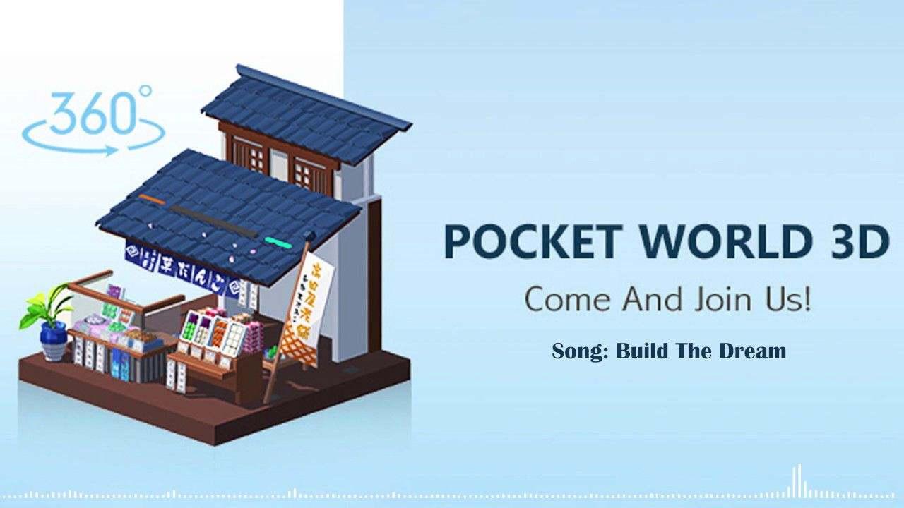 Pocket World 3D mod icon