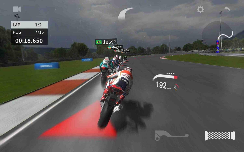 Real Moto 2 Mod
