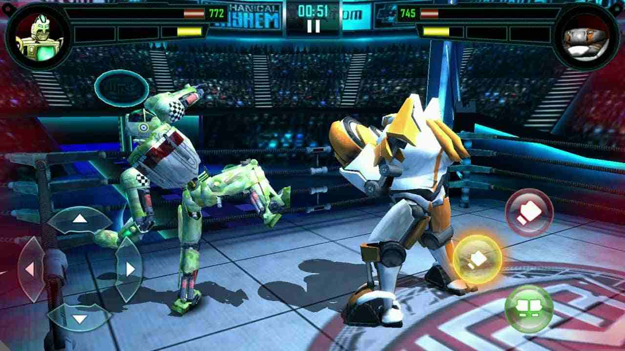 Real Steel Boxing Champions Mod