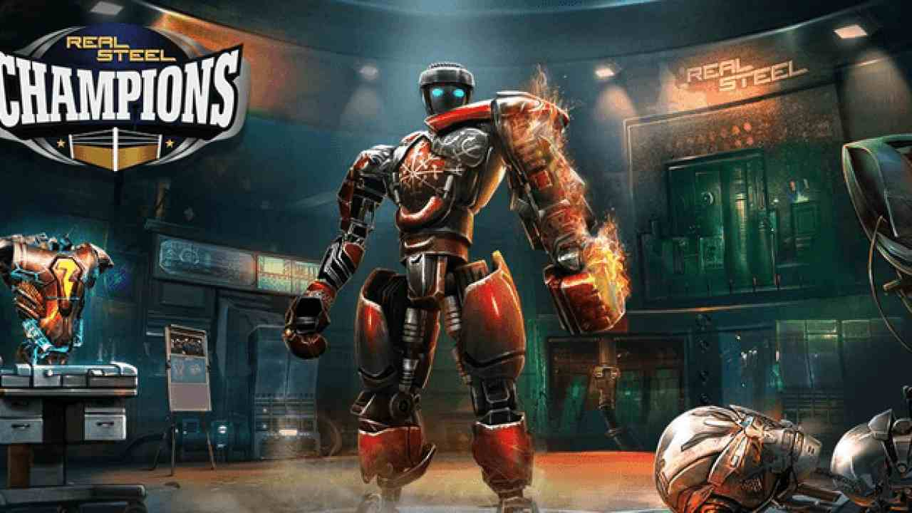 Real Steel Boxing Champions mod icon