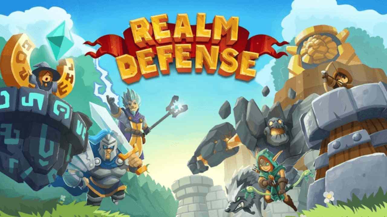 Realm Defense mod icon
