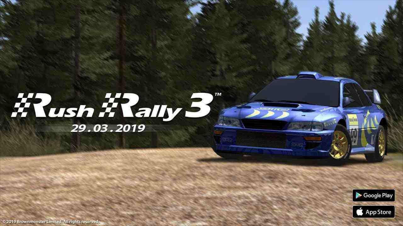 Rush Rally 3 mod icon