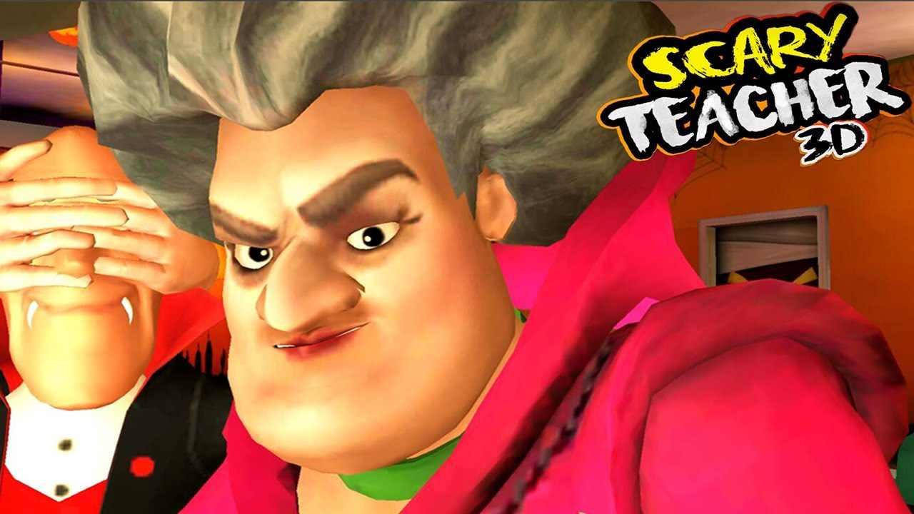 Scary Teacher 3D mod icon