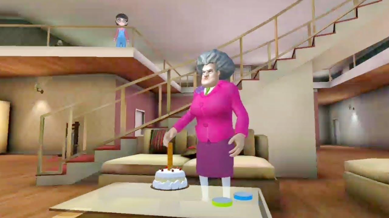 Scary Teacher 3D mod..