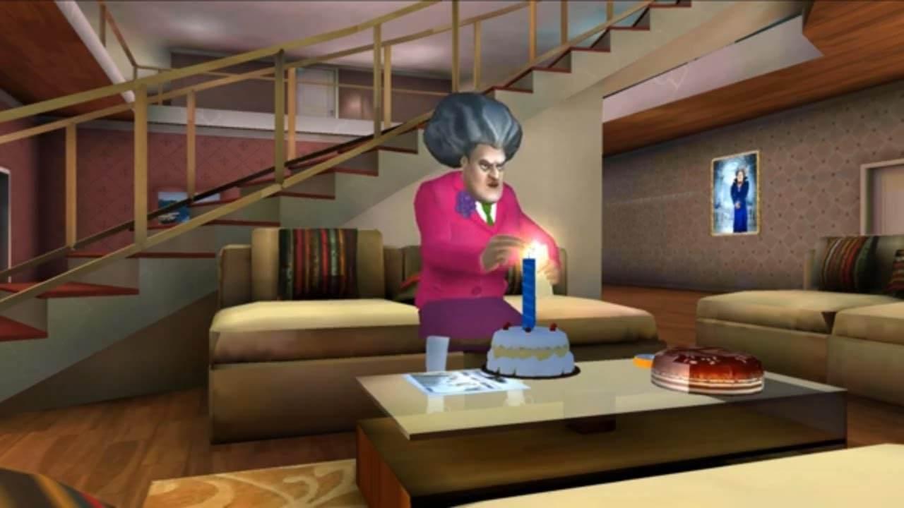 Scary Teacher 3D mod