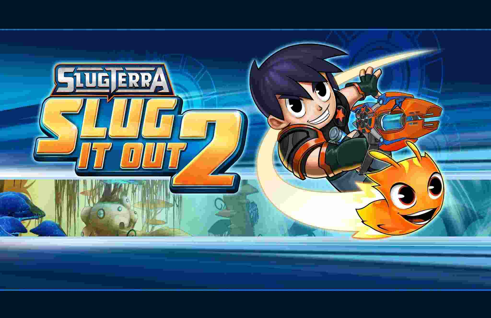 Slugterra Slug it Out 2 mod icon