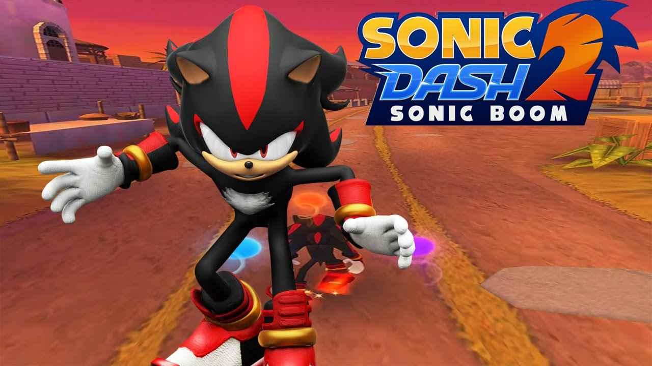 Sonic Dash 2 mod icon
