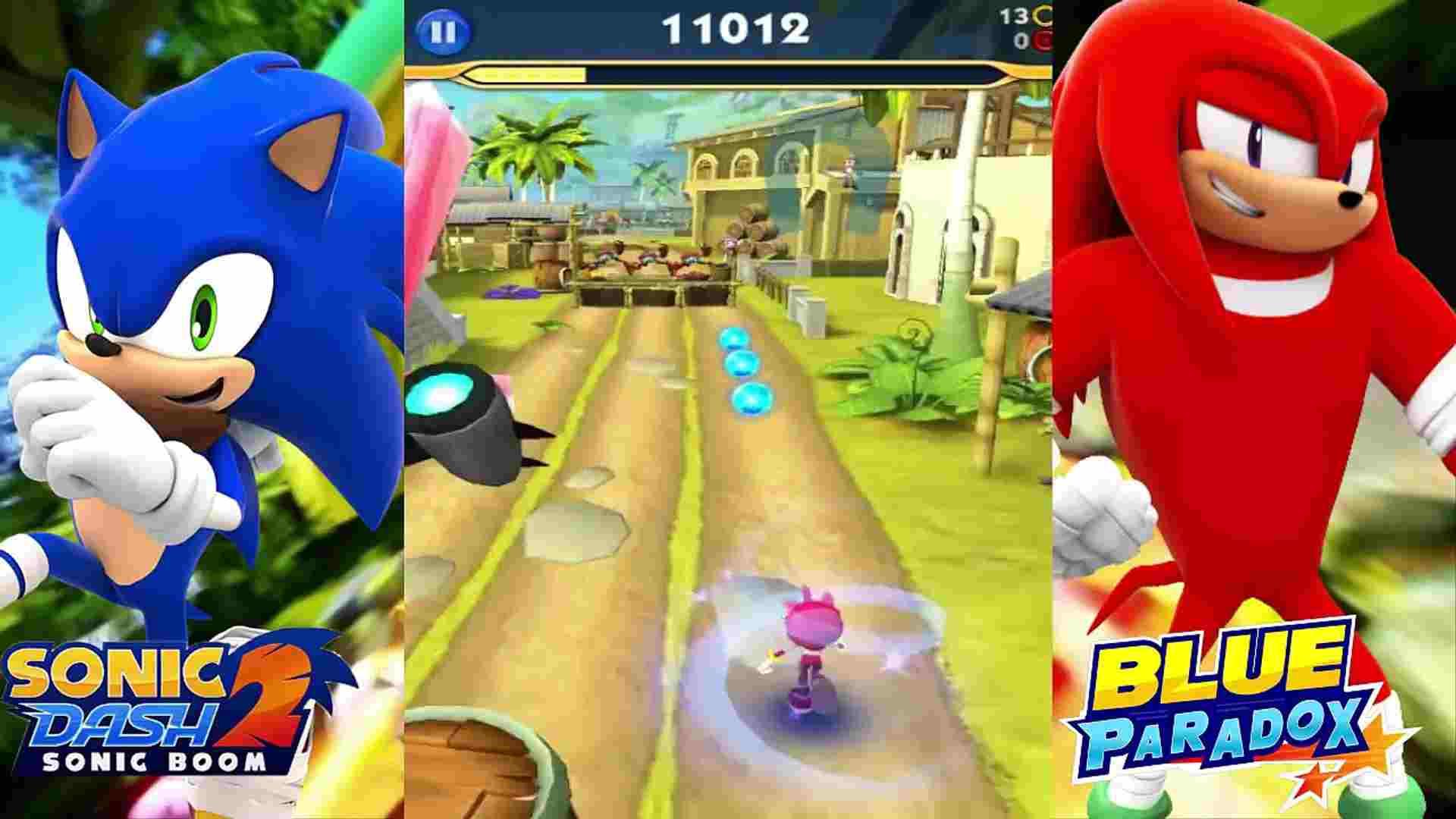 Sonic Dash 2 mod