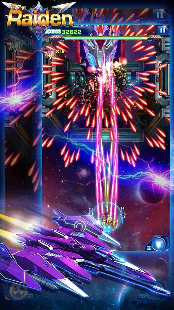 Space Shooter mod