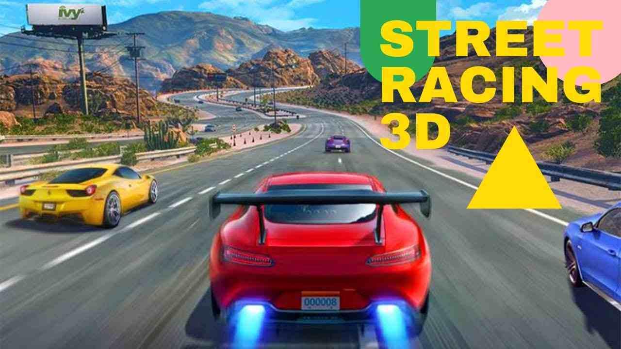 Street Racing 3D mod icon