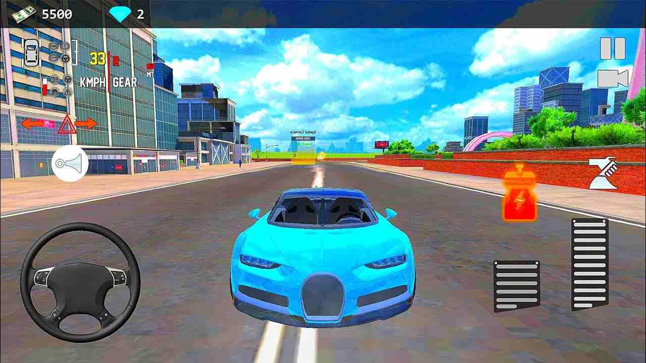Super Car Simulator Mod icon