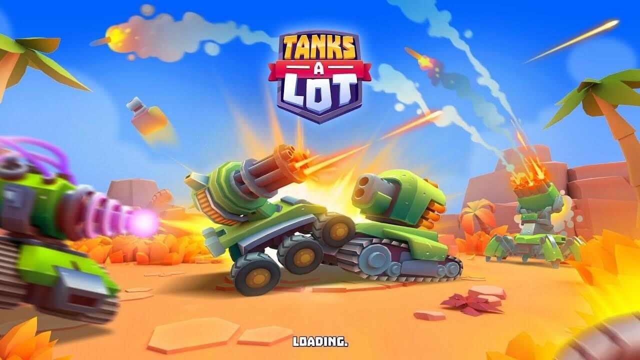 Tanks A Lot mod icon