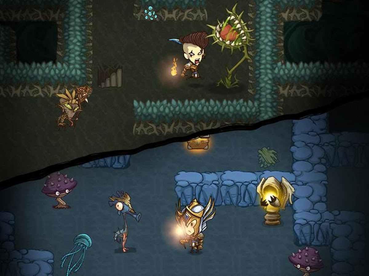 The Greedy Cave mod