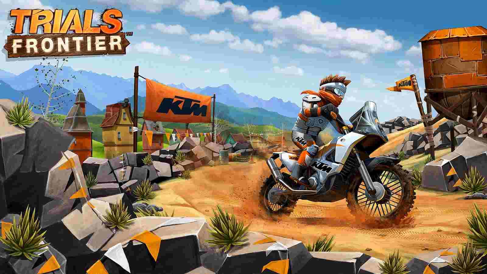 Trials Frontier mod
