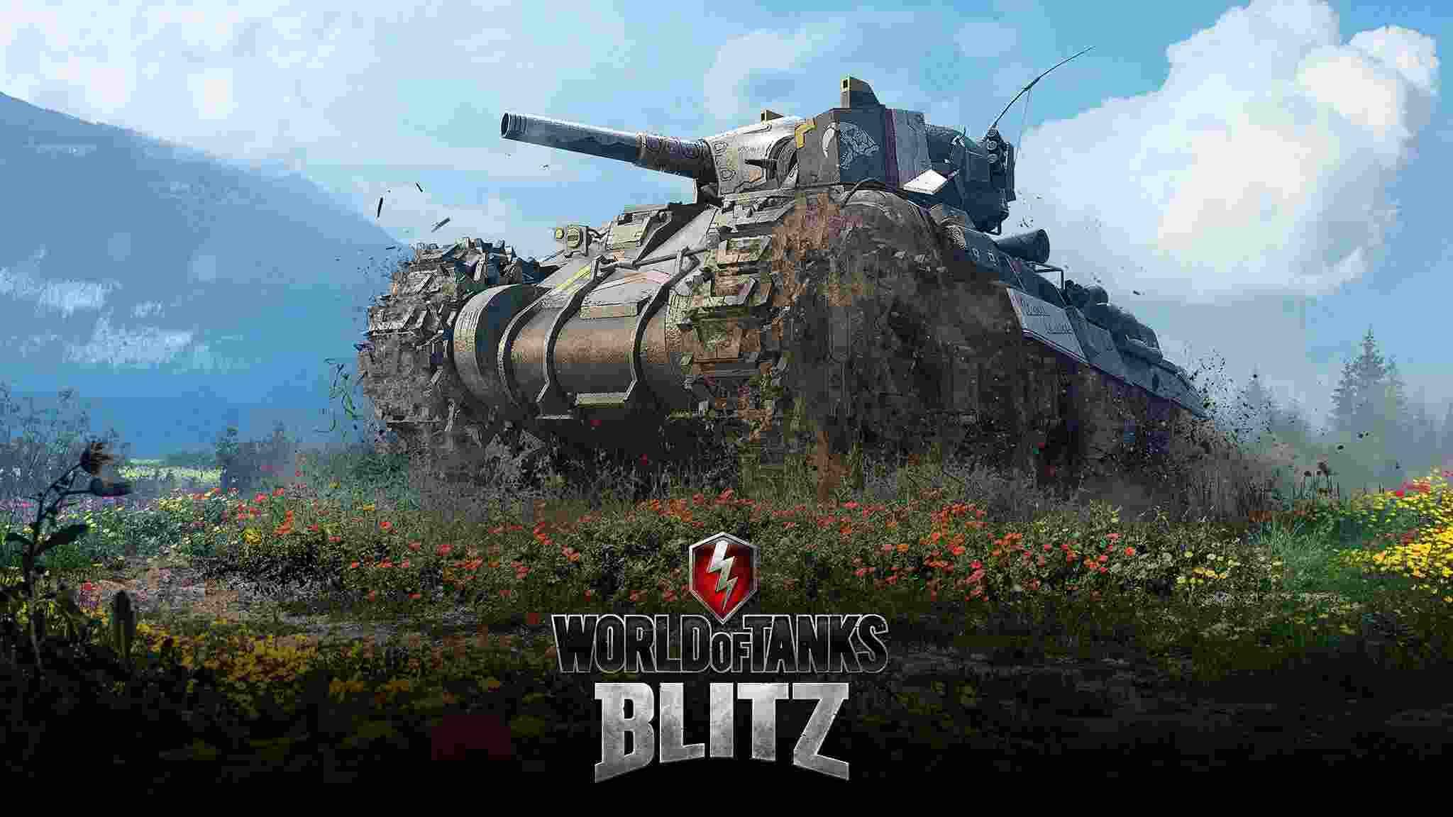 World of Tanks Blitz mod icon
