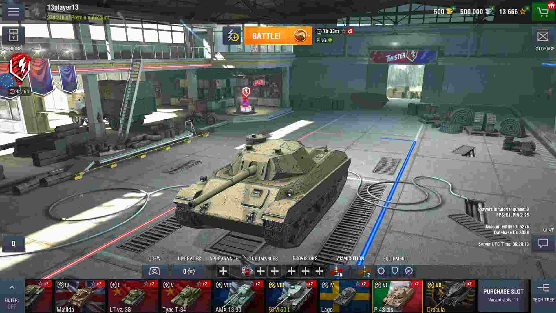 World of Tanks Blitz mod