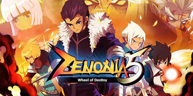 ZENONIA 5 mod icon