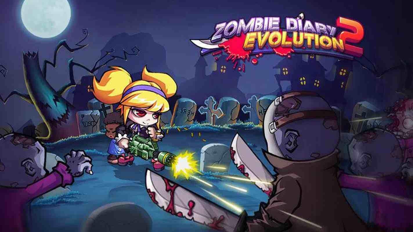 Zombie Diary 2 Evolution mod icon