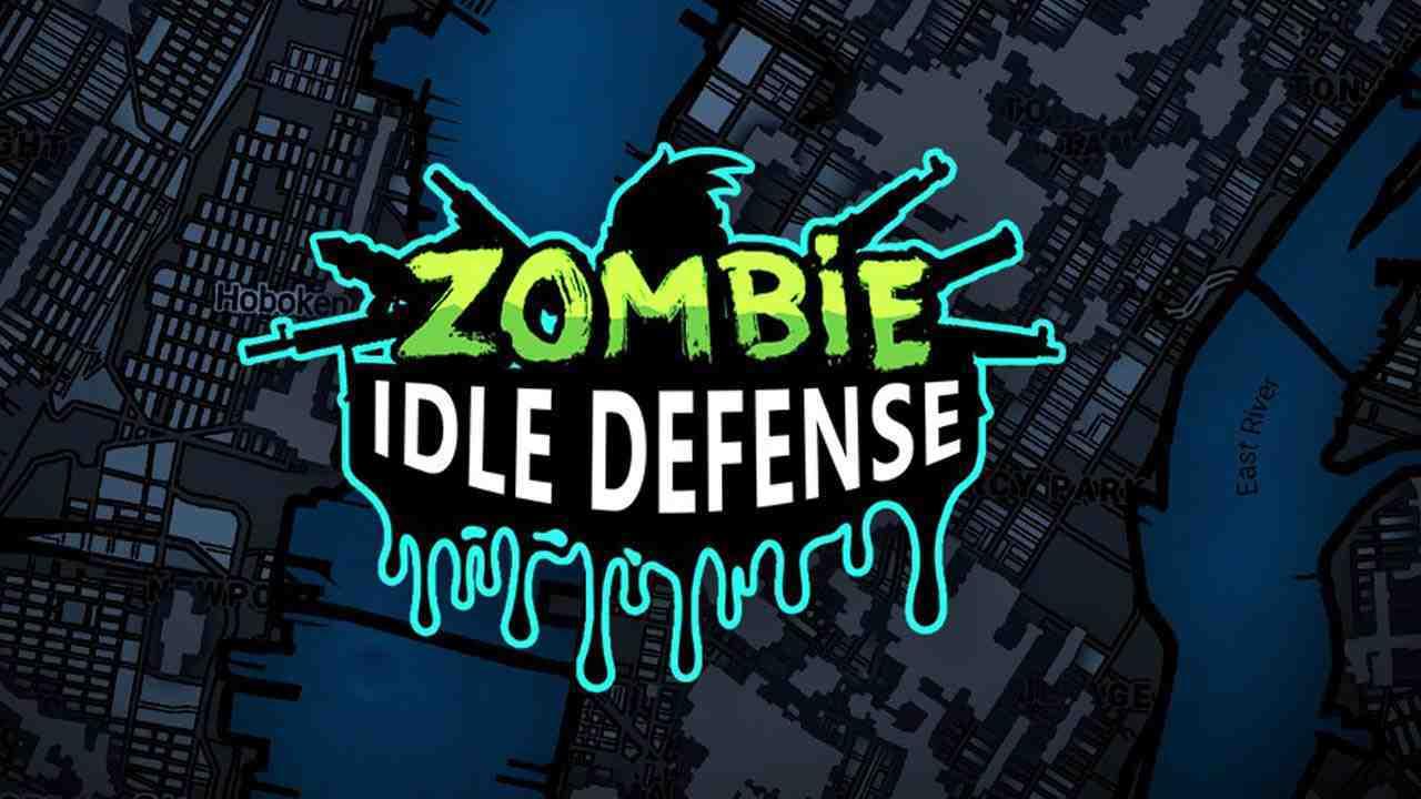 Zombie Idle Defense mod icon