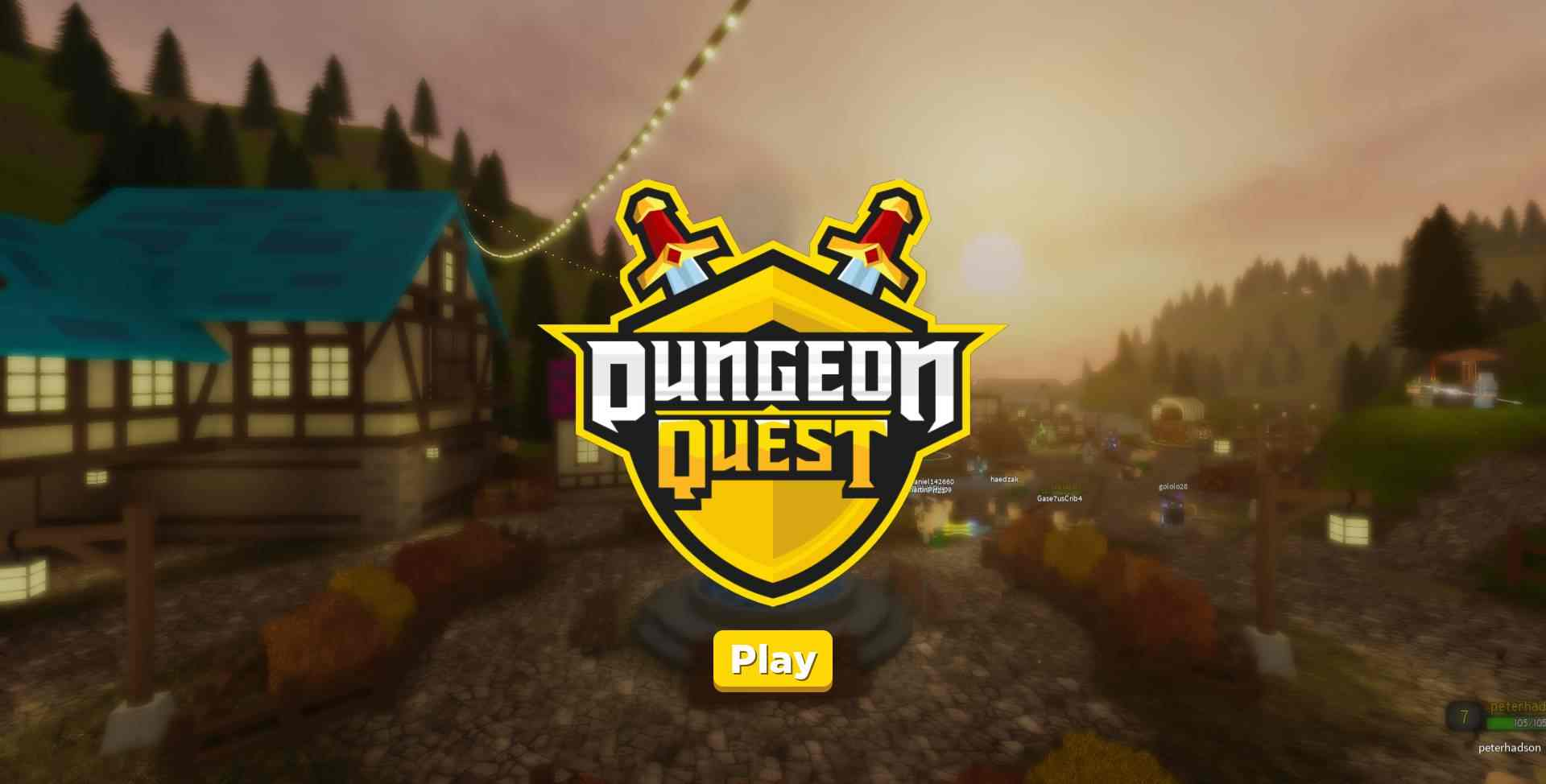 Dungeon Quest mod icon