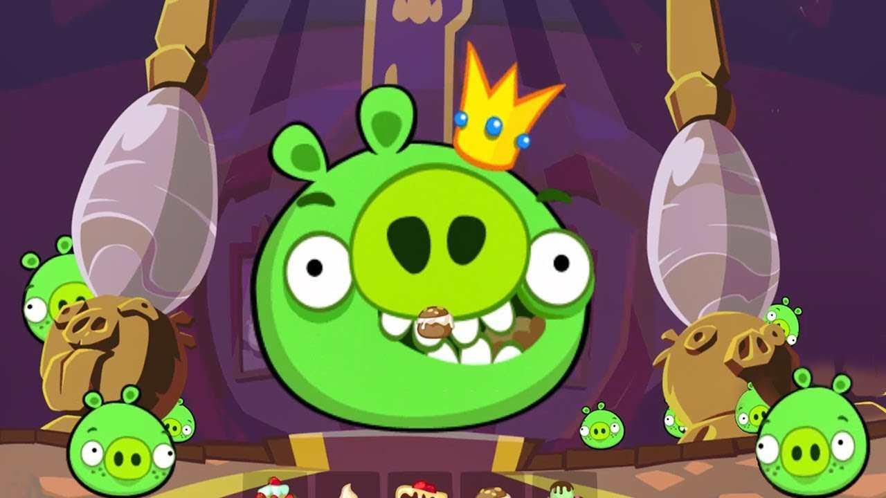 game Bad Piggies mod hack