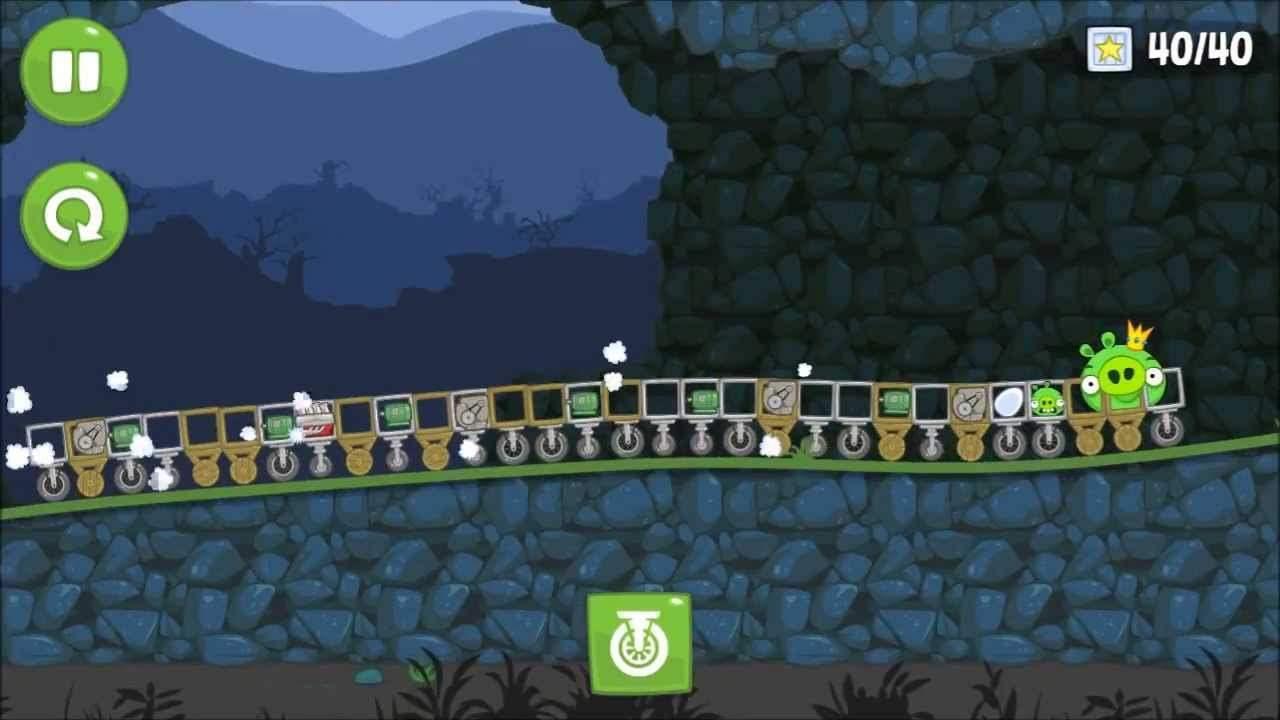 game Bad Piggies mod