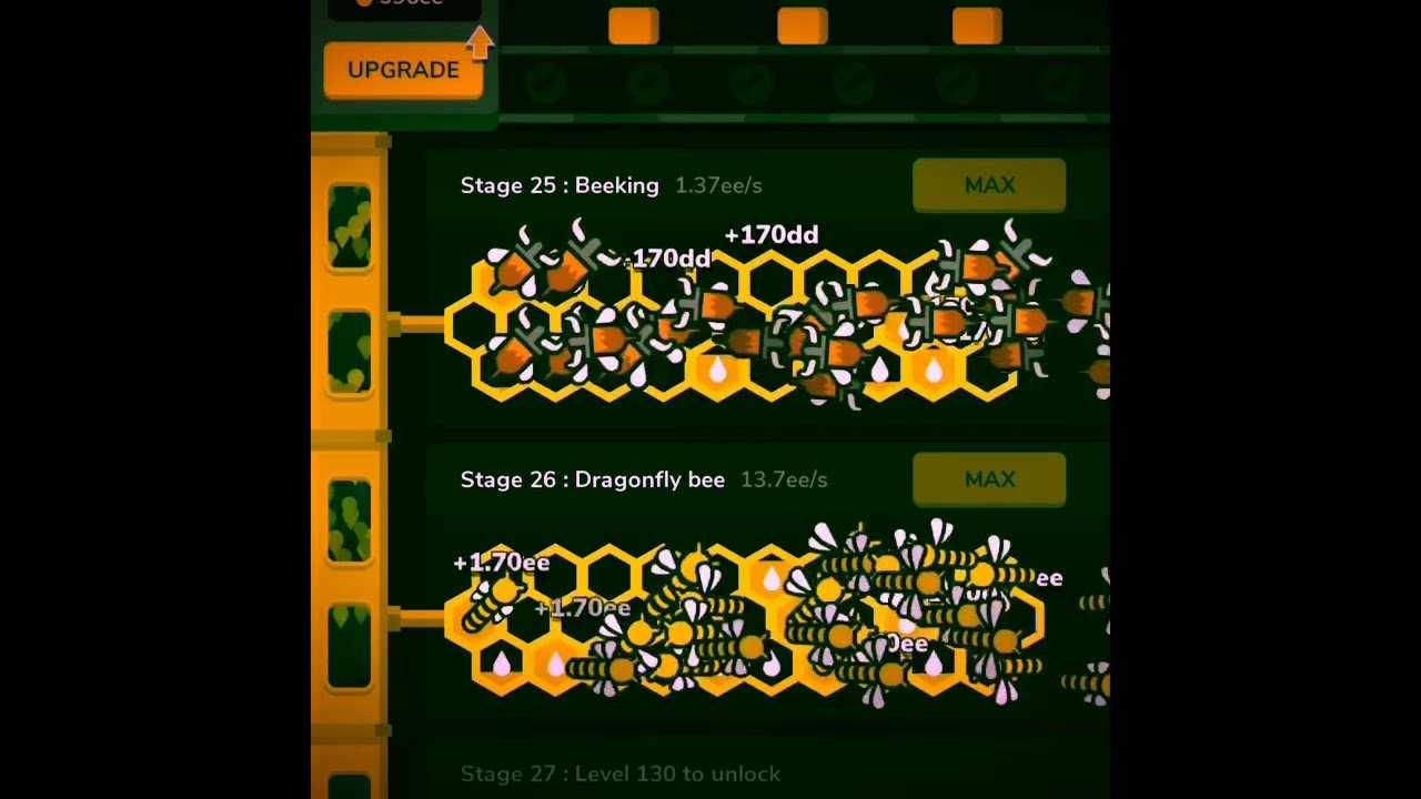 game Bee Factory mod hack