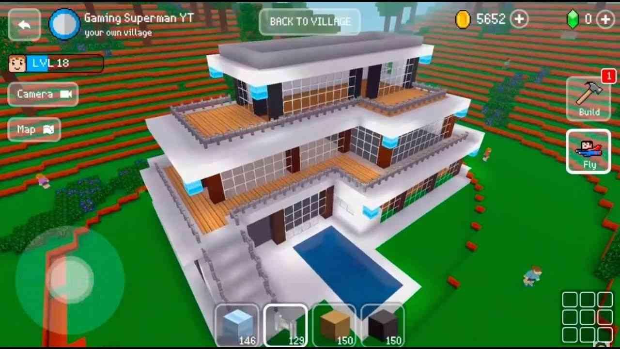game Block Craft 3D hack