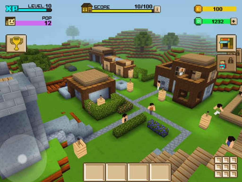 game Block Craft 3D mod