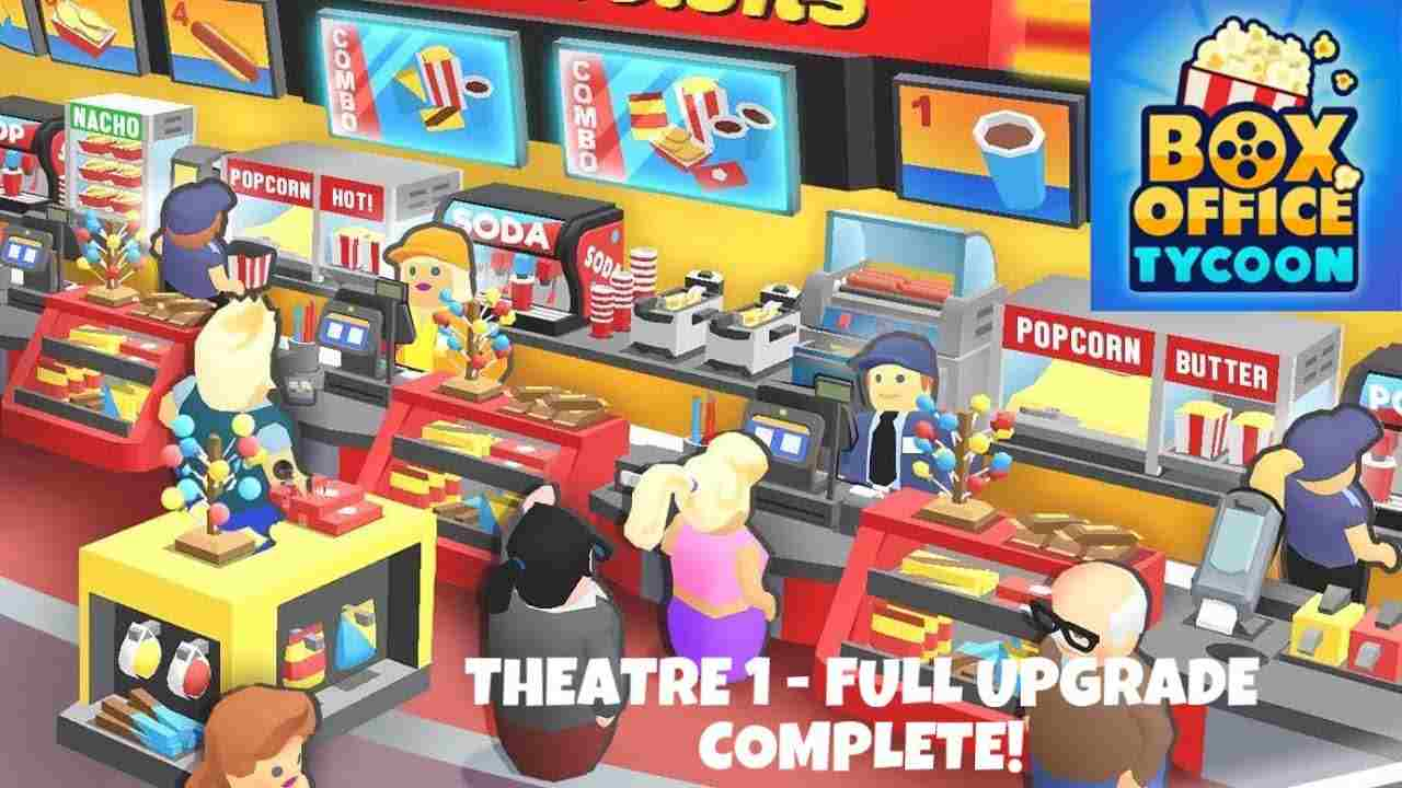 game Box Office Tycoon mod hack