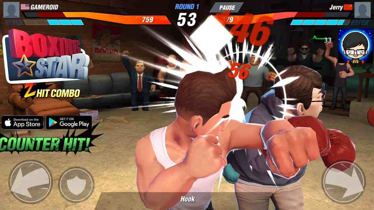 game Boxing Star mod hack
