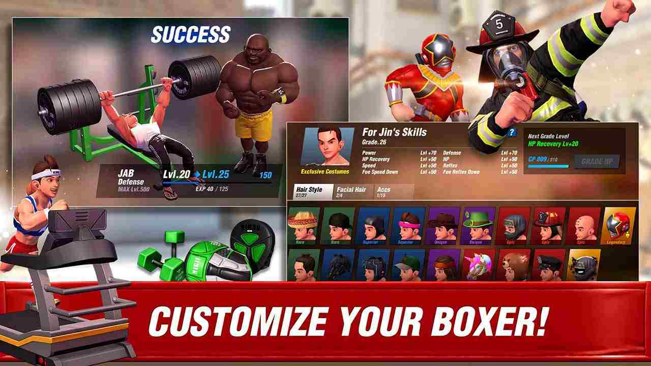 game Boxing Star mod