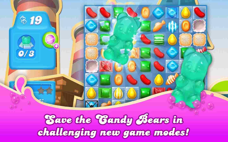 game Candy Crush Soda Saga mod hack..
