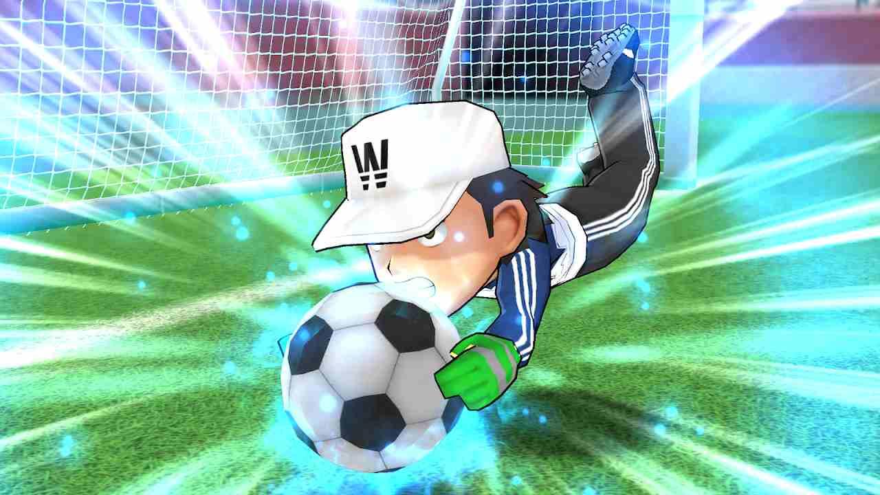 game Captain Tsubasa ZERO mod