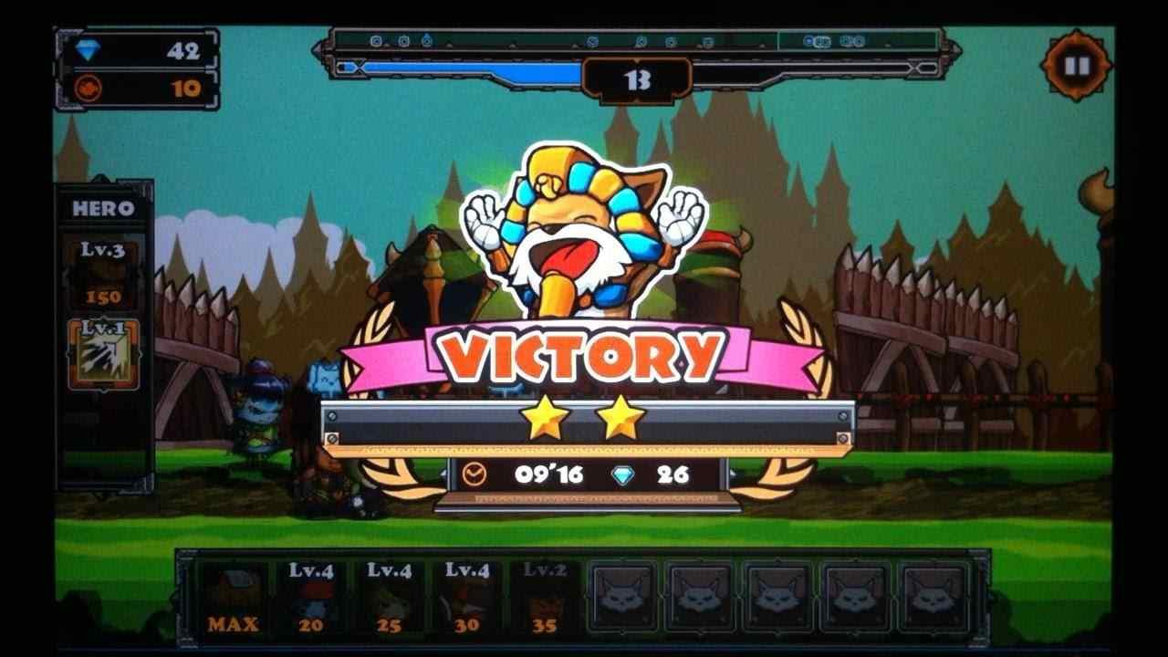 game Cat War2 mod