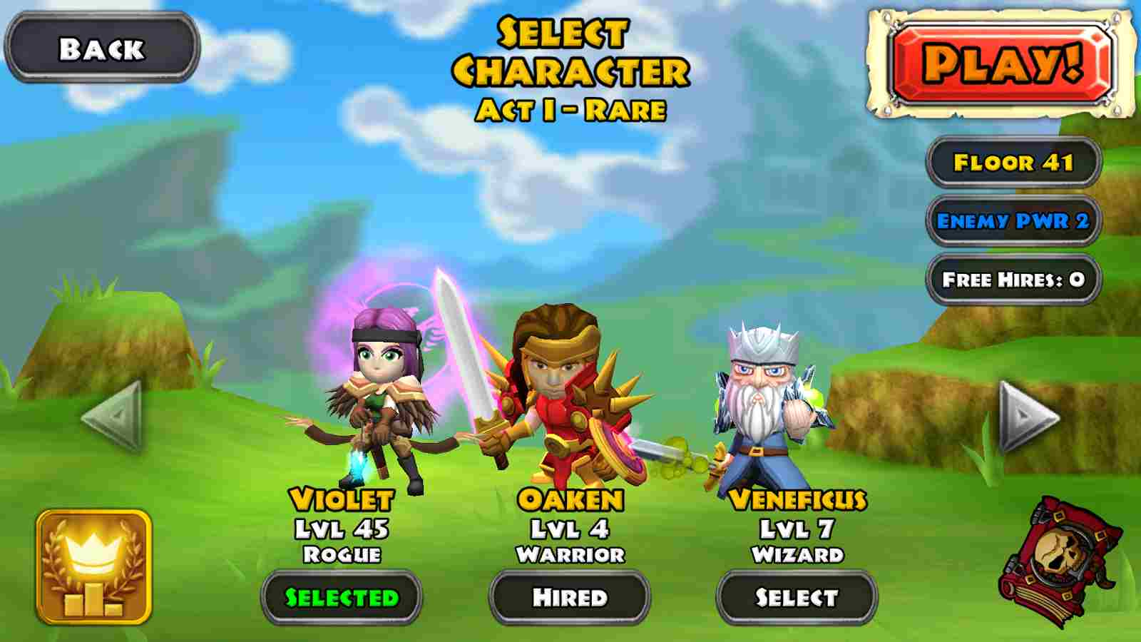 game Dungeon Quest mod hack..