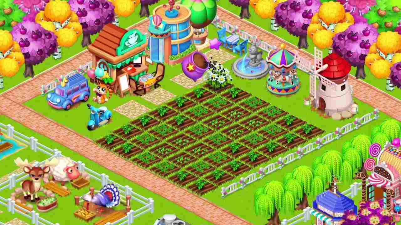 game Family Farm Seaside mod